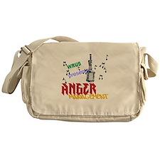Unique Annabelle Messenger Bag