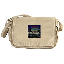 StarDUSTS Logo- Messenger Bag