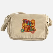 Jesus Freak Messenger Bag