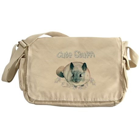 Chin Cute Messenger Bag