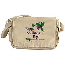 St. Urho's Day Messenger Bag