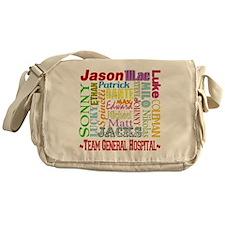 Team General Hospital Messenger Bag