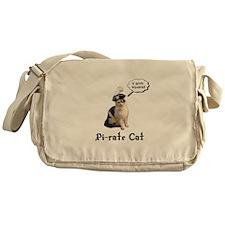 Pi-rate Cat Messenger Bag