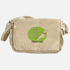 Hot Date Pedicure Messenger Bag