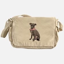 Italian Greyhound Picture - Messenger Bag