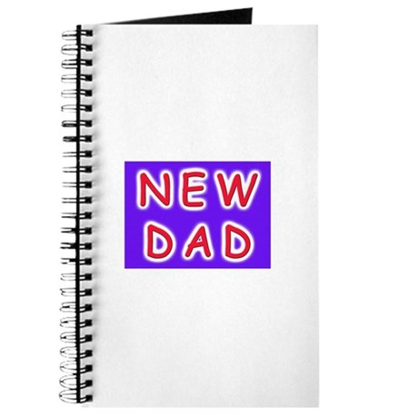 For new fathers, a NEW DAD Journal