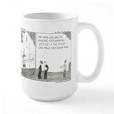 Good Cop, Bad Cop Coffee Mug