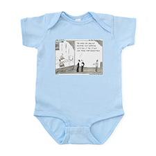 Good Cop, Bad Cop Infant Bodysuit