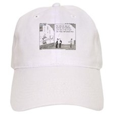 Good Cop, Bad Cop Baseball Cap