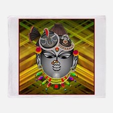 Rangeela Shrinathji Throw Blanket