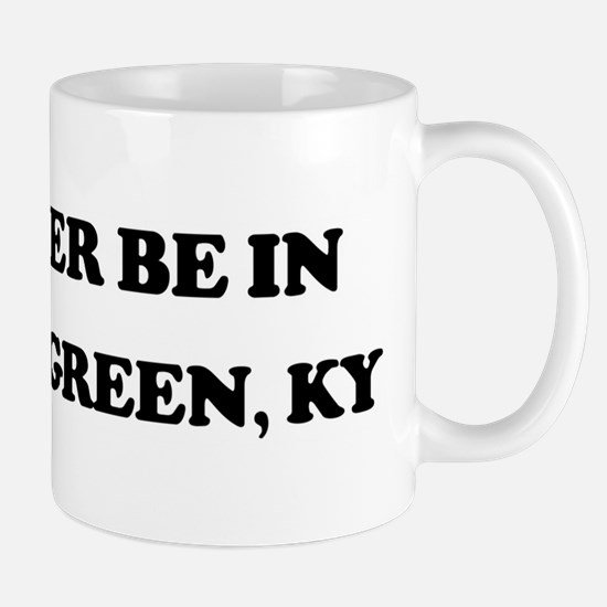 Rather be in Bowling Green Mug