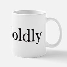 Sin Boldly Mug