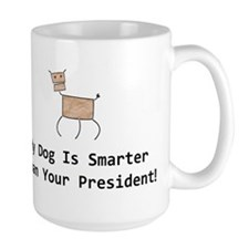 My dog is smarter than your Mug