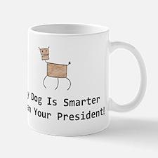 My dog is smarter than your Mug