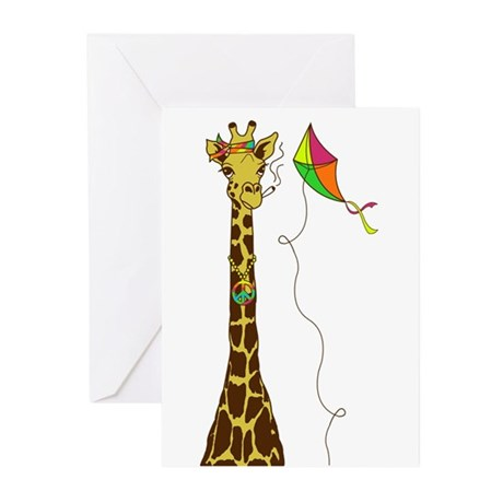 High as a Kite Greeting Cards (Pk of 10)