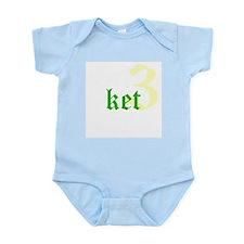 3 MusKETeers G Infant Bodysuit