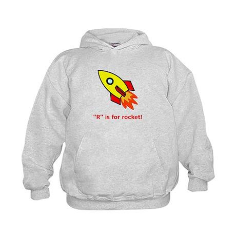 R is for Rocket Kids Hoodie