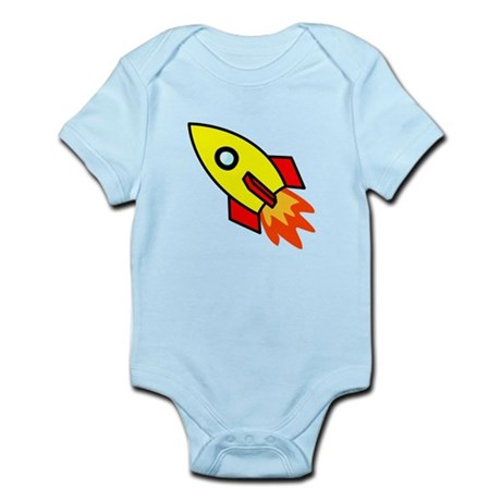 Rocket Infant Bodysuit