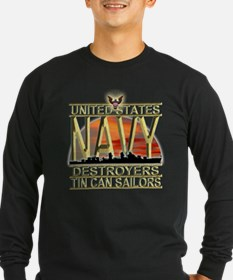 US Navy Destroyers Tin Can Sa T