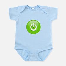 Power On! Infant Bodysuit