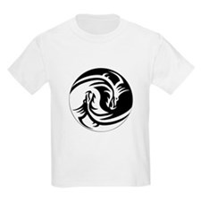 Dragon Ying Yang T-Shirt