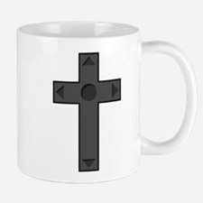 D-Pad Cross Mug