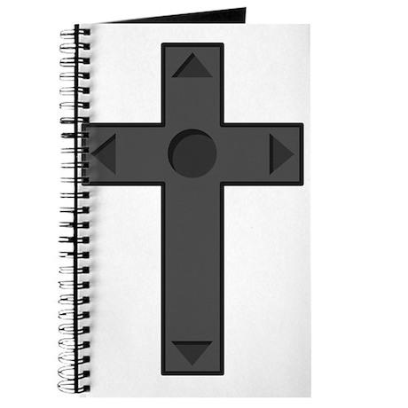 D-Pad Cross Journal