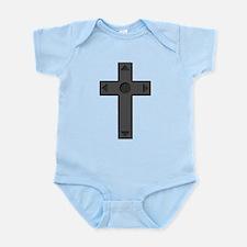 D-Pad Cross Infant Bodysuit