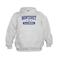 Monterey California Hoodie
