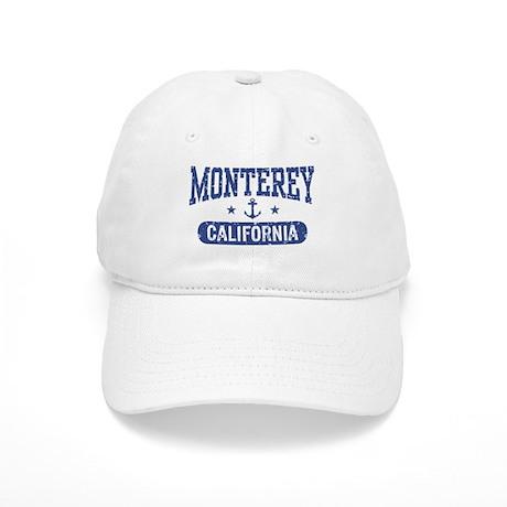 Monterey California Cap