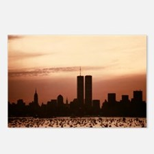Dawn Over Liberty Postcards (Package of 8)