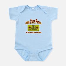 Iowa Highway Patrol Infant Bodysuit