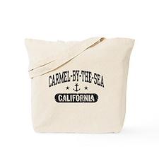 Carmel By The Sea California Tote Bag