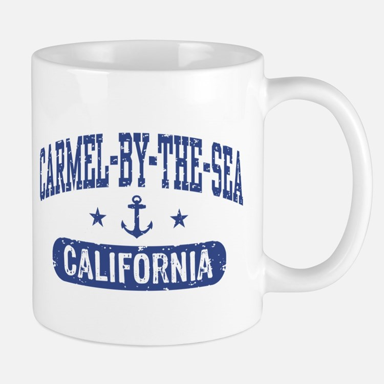 Carmel By The Sea California Mug