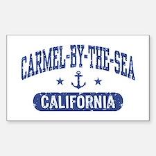 Carmel By The Sea California Decal