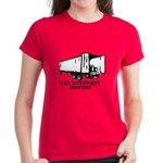 Your Inventory's Showing! Women's Dark T-Shirt