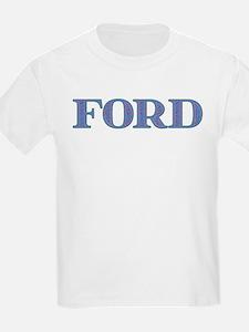Ford Blue Glass T-Shirt