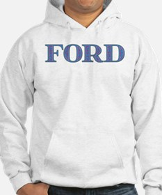 Ford Blue Glass Hoodie