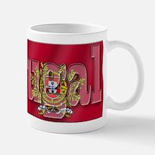 Silky Flag of Portugal Mug