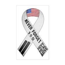 September 11 Ribbon Decal