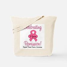 Breast Cancer Remission Tote Bag