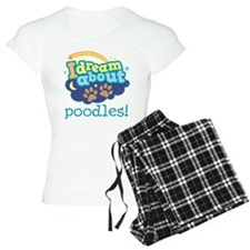 Poodle Lover Gift Pajamas