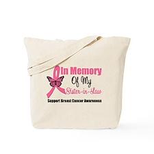 In Memory Sister-in-Law Tote Bag