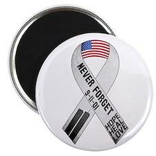 """September 11 Ribbon 2.25"""" Magnet (10 pack)"""