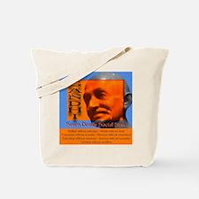 Gandhi's Family Values Tote Bag