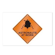 Lunar Module / Work Postcards (Package of 8)