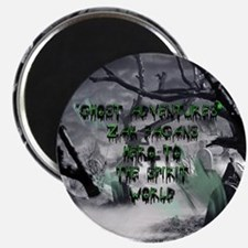Ghost Adventures Magnet