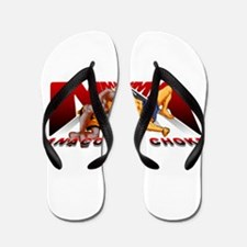 Ninja Skin MMA Anaconda Choke Flip Flops