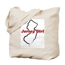 Cool New jersey girl Tote Bag