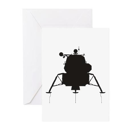 Lunar Module Greeting Cards (Pk of 20)